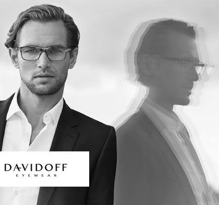 Davidoff Testimonial mit Spiegel